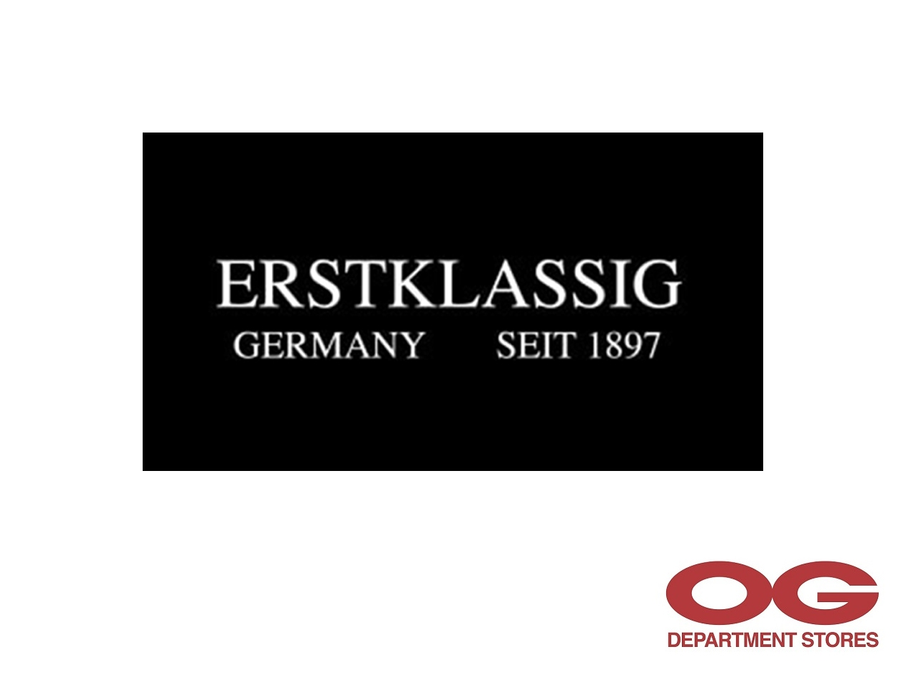 ERSTKLASSIG All Regular-Priced Men's Shoes @ 30% off