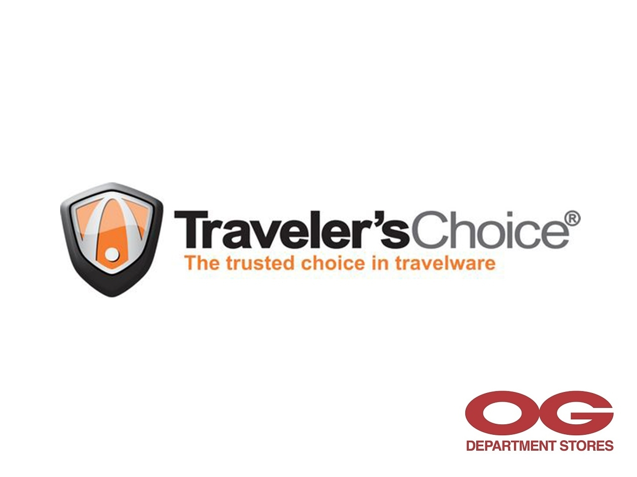TRAVELER'S CHOICE All Regular-Priced Luggage @ 30% off