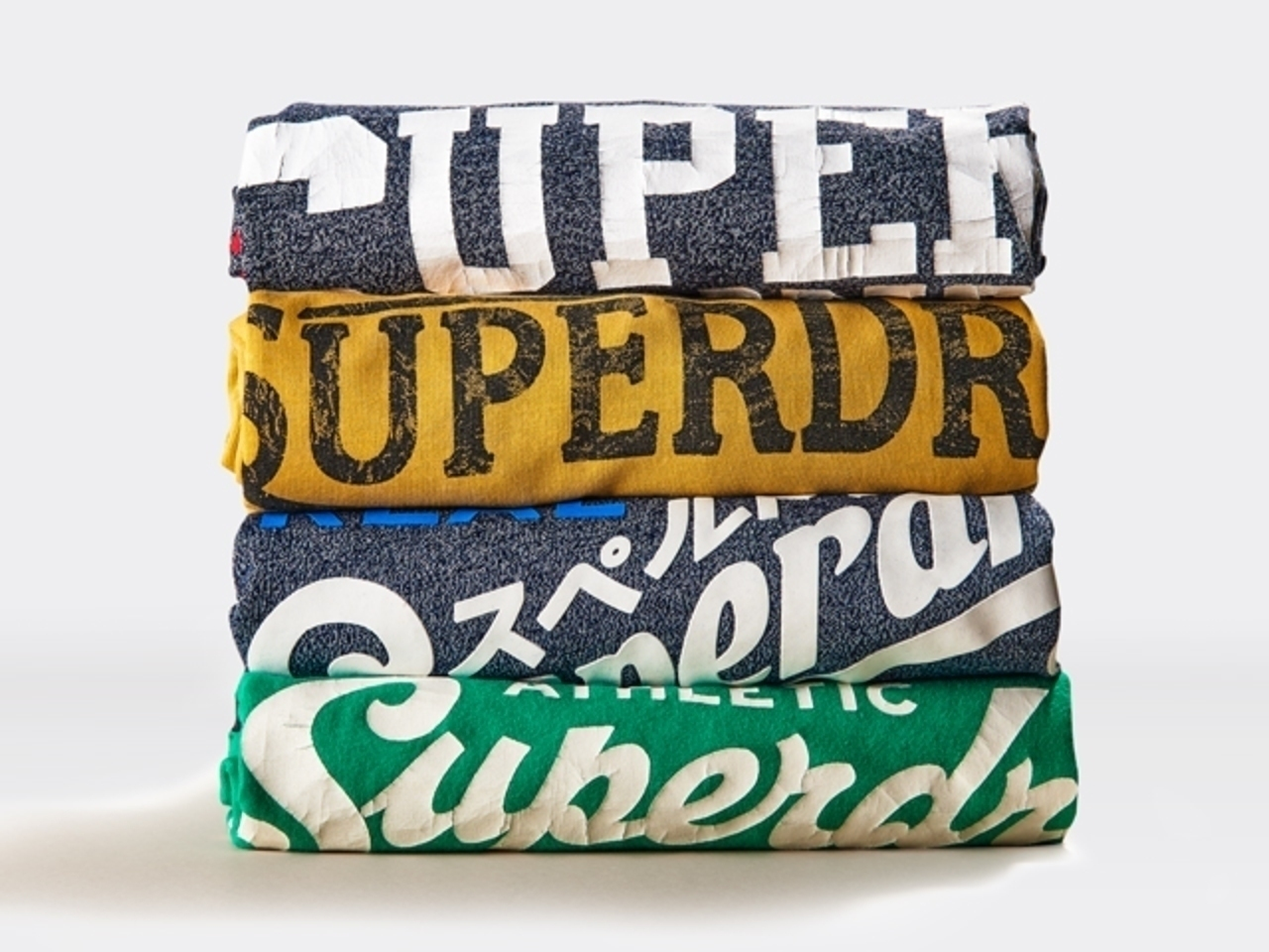 Any 2 Superdry Tees for $99