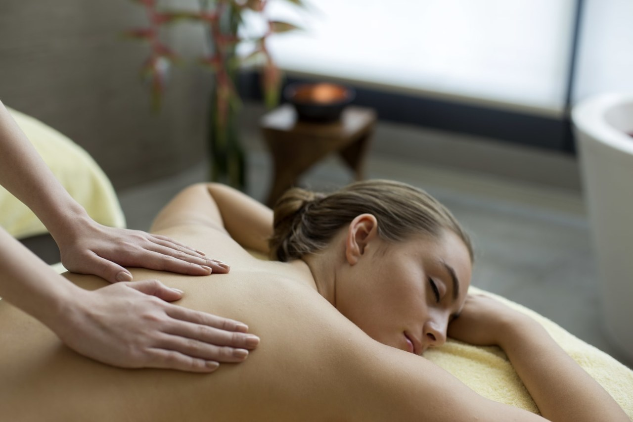 1-Hour Aroma Radiance Facial OR Triplex Body Massage for $98 for 1 person