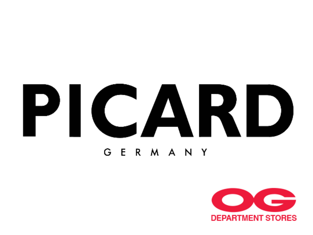 PICARD All Regular-Priced Men's Accessories @ 30% off