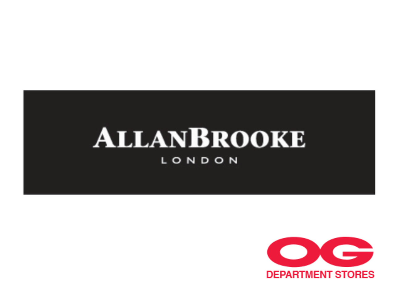 ALLAN BROOKE All Regular-Priced Men's Apparel @ 20% + 20% off
