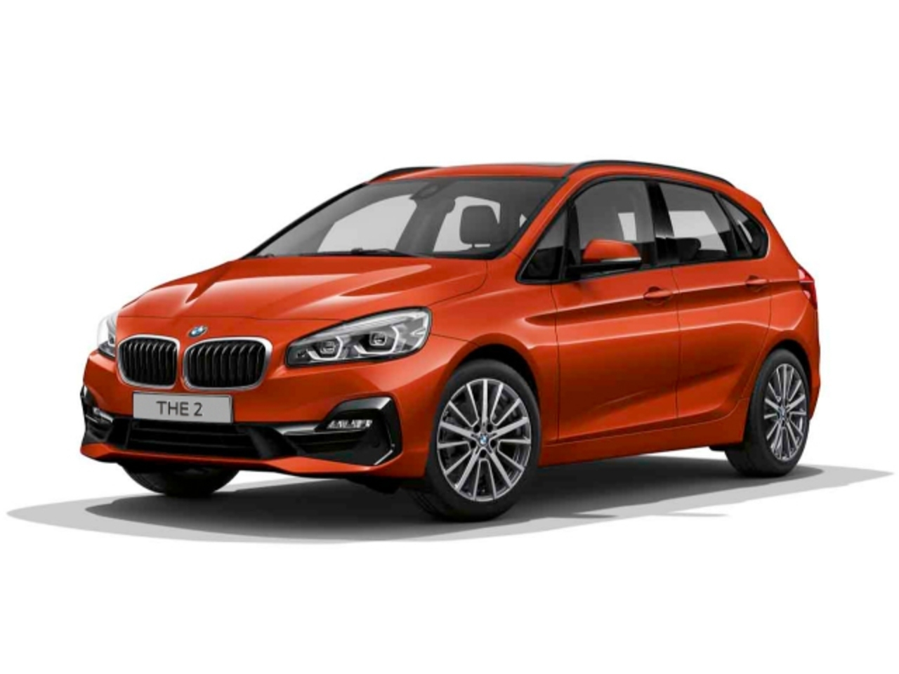 Drive home the BMW 2 Series Active Tourer at $99,999, COE included.* One Unit Available Only.