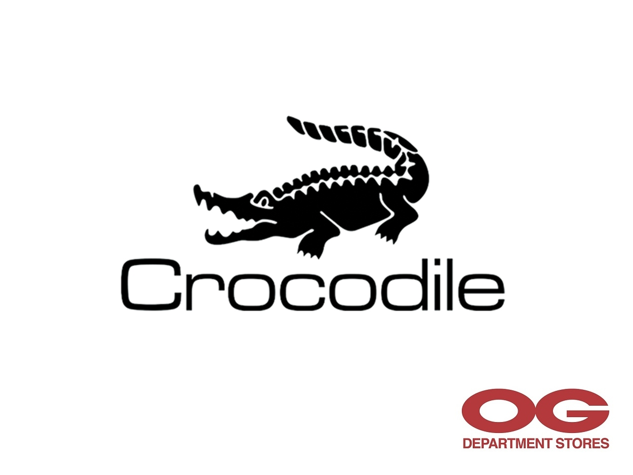 CROCODILE All Regular-Priced Men's Apparel @ 20% + 20% off